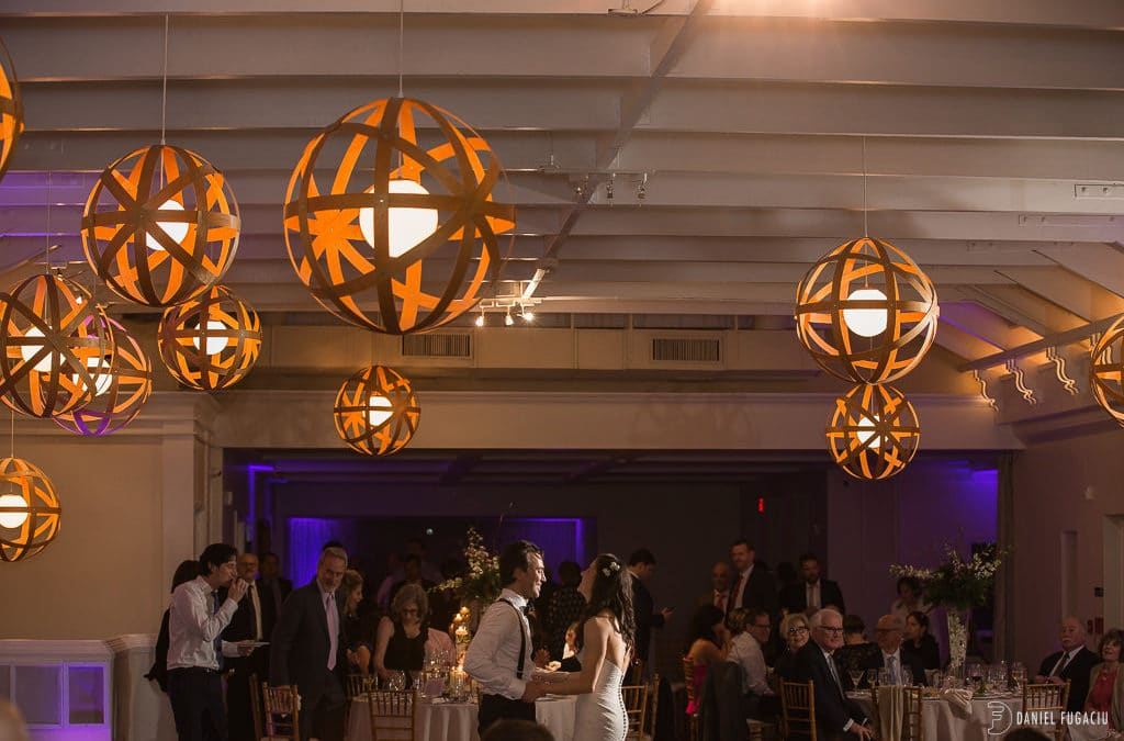 Dana and Daniel's wedding at Pomme   Peachtree & Ward Catering