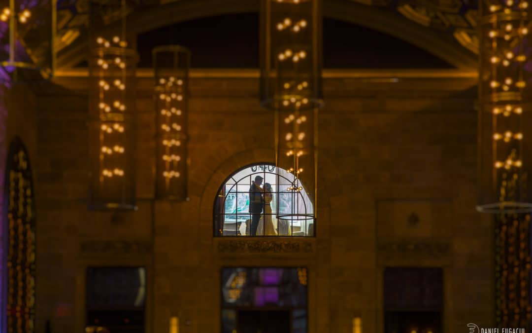 Union Trust Wedding by Finley Catering | Nadia and Andrew