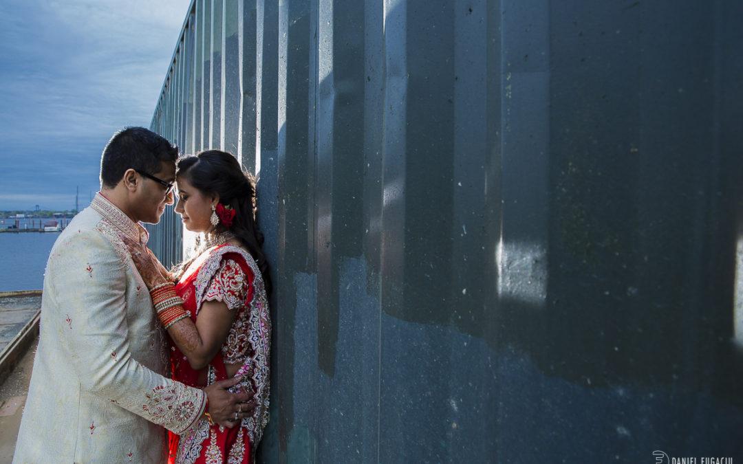World's Fair Marina wedding | Ankan and Tarana
