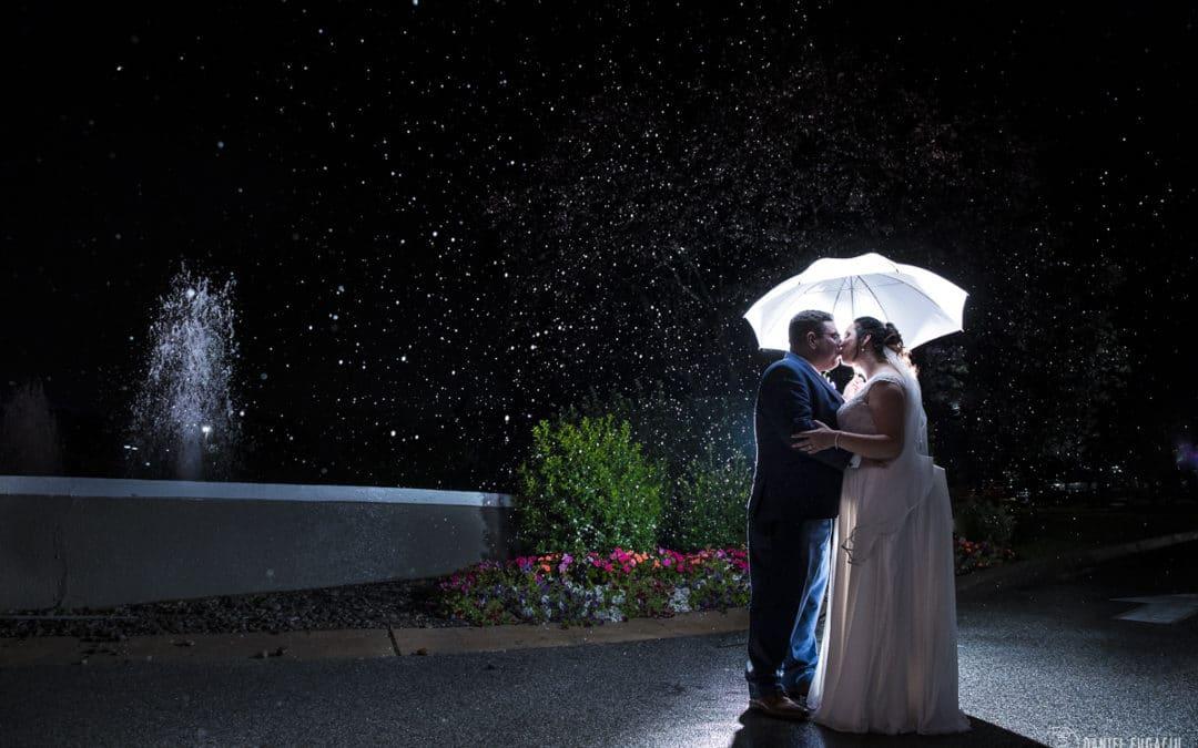 Valley Forge Casino wedding | Jackie & Chris