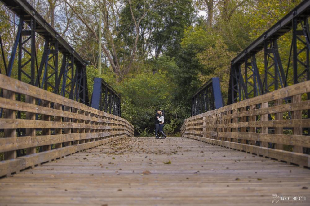 Evansburg State Park engagement